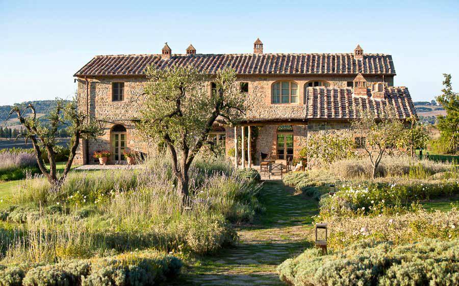 Villa Gauggiole. Castiglion del Bosco.