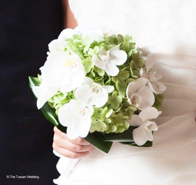 Bouquet Sposa Bianco.Bouquet Sposa Bianco E Verde Jpg The Tuscan Wedding