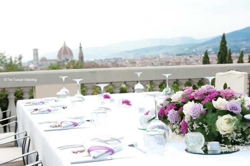 12 Wedding on a terrace