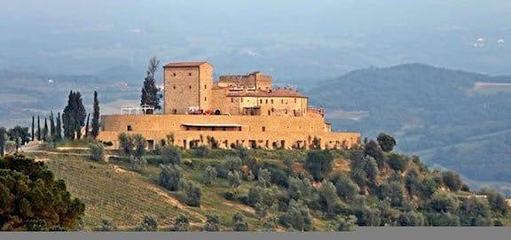 Photo Courtesy of Castello di Velona