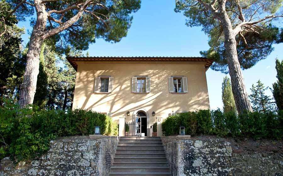 Villa Chiusa. Castiglion del Bosco