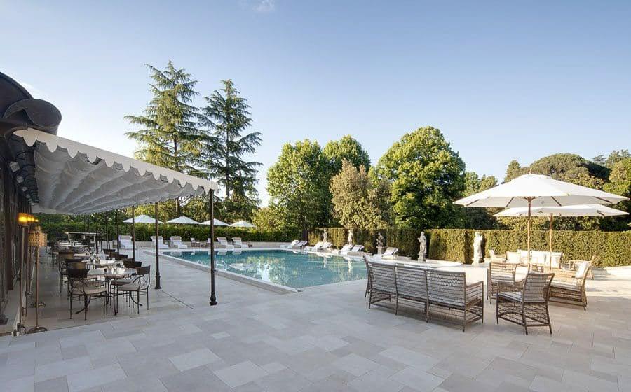 Tuscan Wedding Location