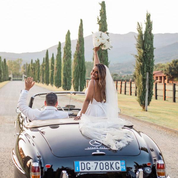 Midsummer Tuscan Wedding Dream