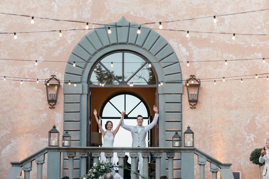 Dream big: chose Tuscany for your next destination wedding.